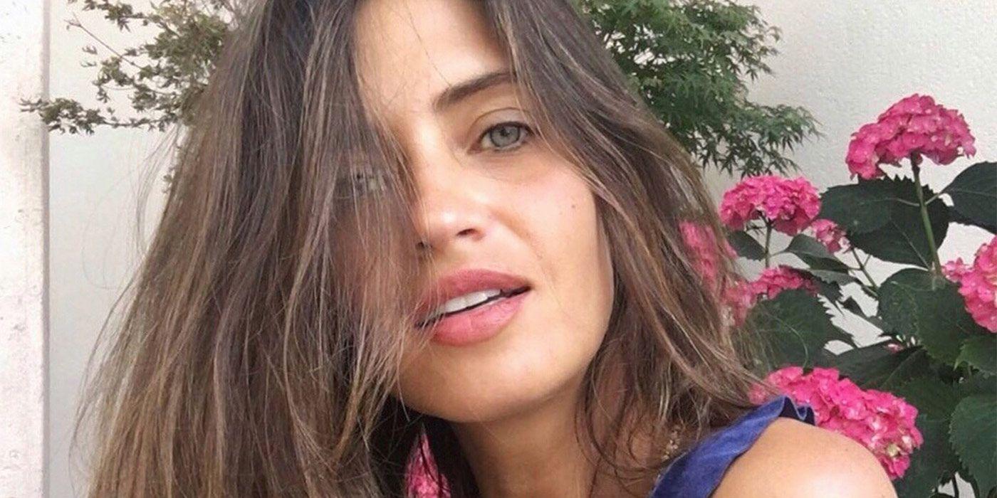 46a01b6c32 Sara Carbonero se ha obsesionada con un bikini de terciopelo de Calzedonia  - El bikini de terciopelo de Calzedonia que ha enamorado a Sara Carbonero