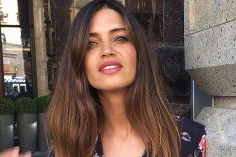 Sara Carbonero va al dentista