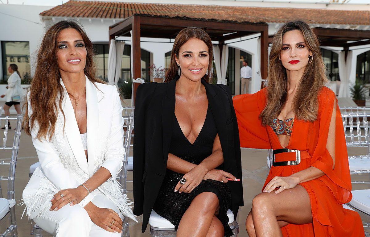 Sara Carbonero y Paula Echevarría en Ibiza