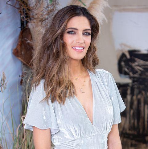 Sara Carbonero Presents 'Mi Mar' Collection For Agatha Paris