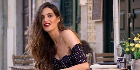 Sara Carbonero, low cost, terrazas, vestido low cost