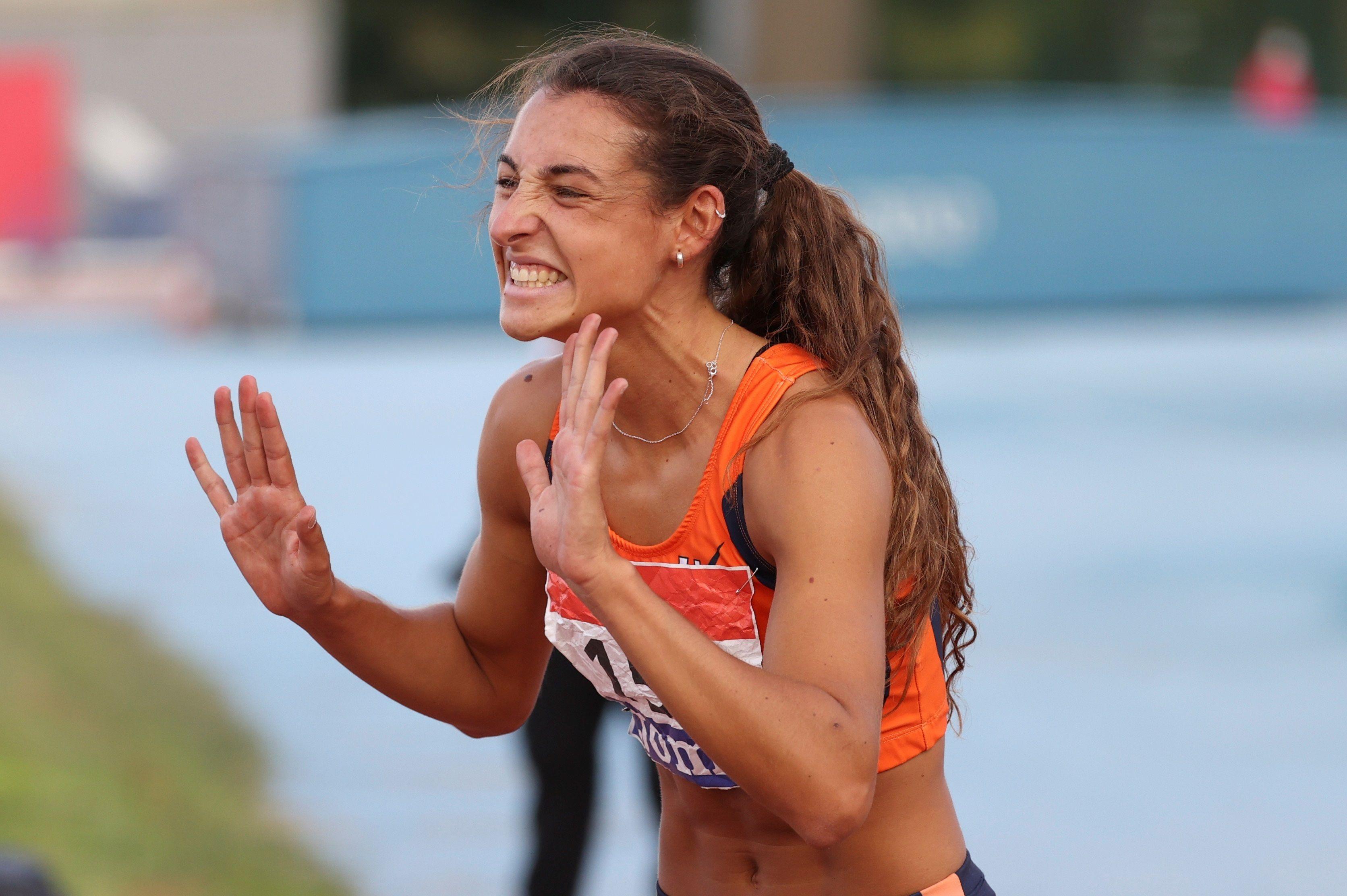 Pablo Sánchez-Valladares bate el récord nacional de 500m y Sara Gallego, el de 300m.v.