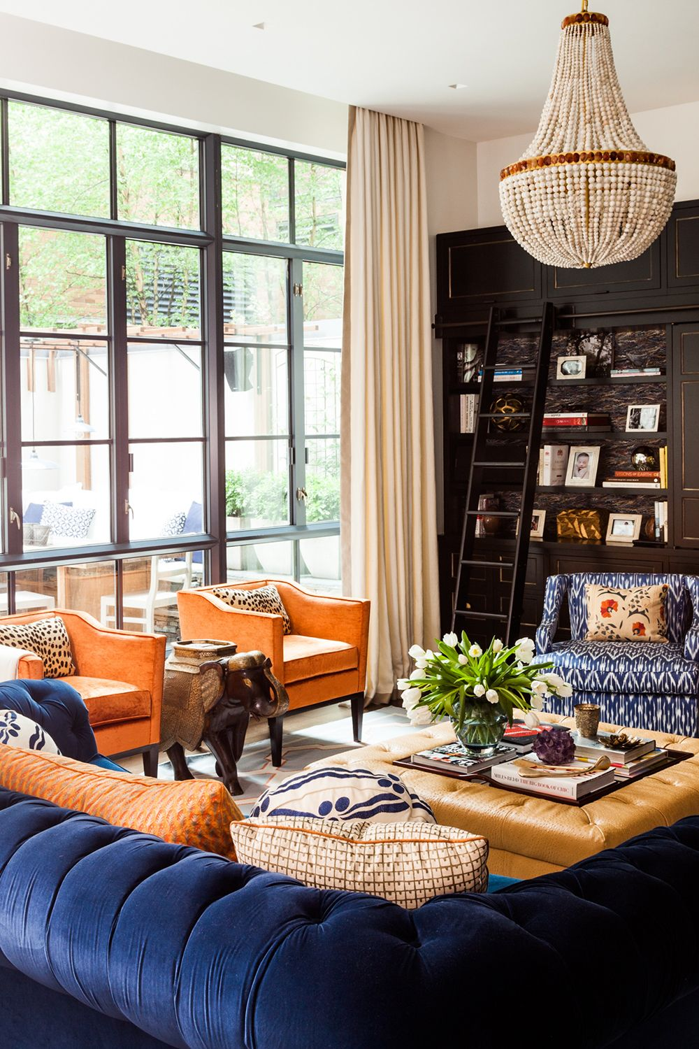 & 29 Stunning Living Rooms For Every Type of Style