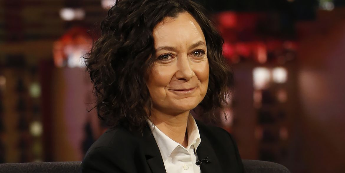 4b9f49e258a55 Why Is Sara Gilbert Leaving 'The Talk'? - Read Sara Gilbert's Announcement  About Leaving