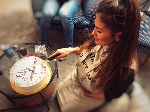 Sara Salamo cumpleaños