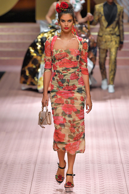 e849be1470 Dolce & Gabbana spring/summer 2019