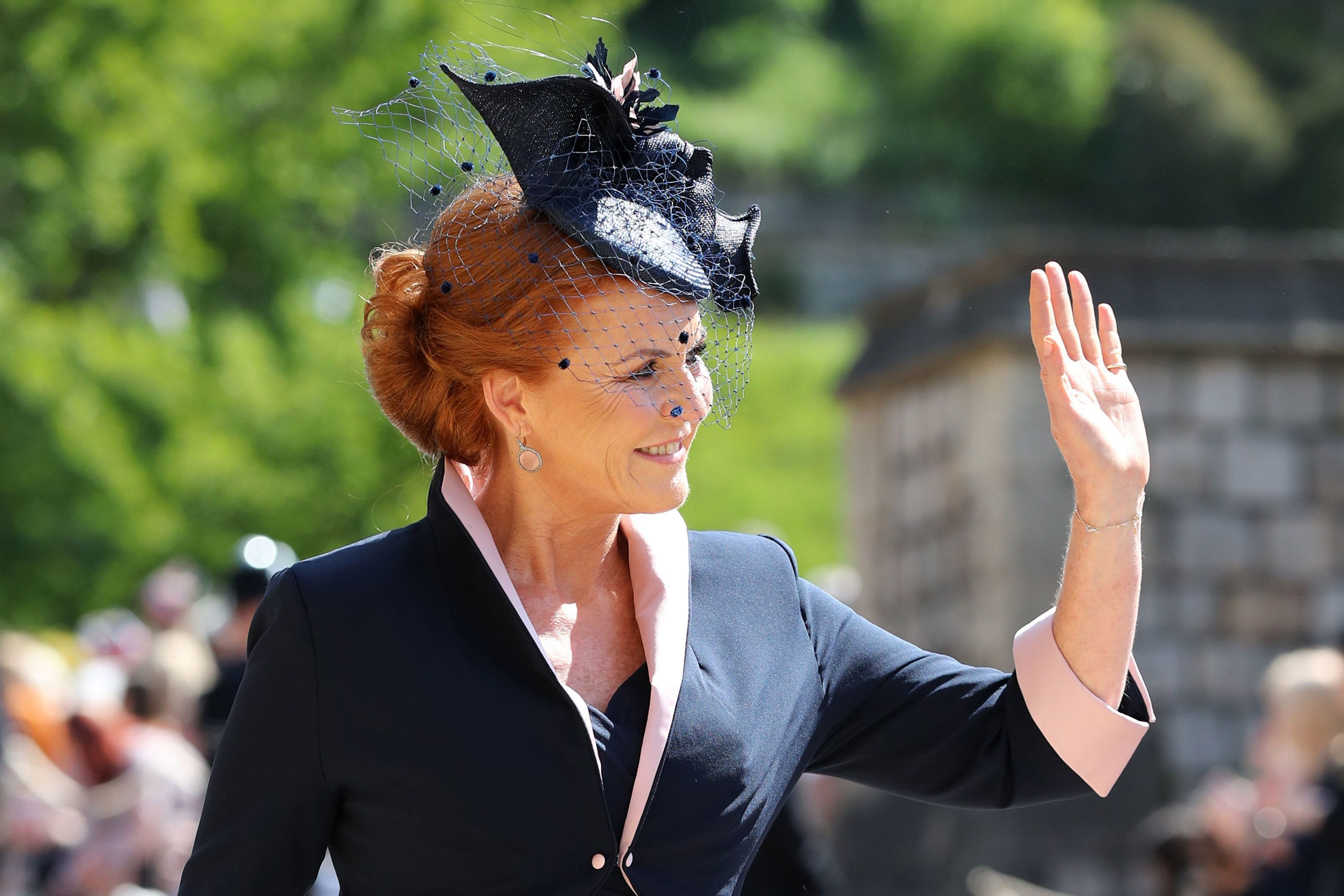 The Duchess of York on having 'no-knife' facelifts