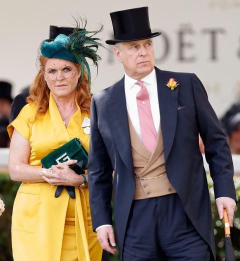Sarah Ferguson Speaks About Prince Andrew's Friendship