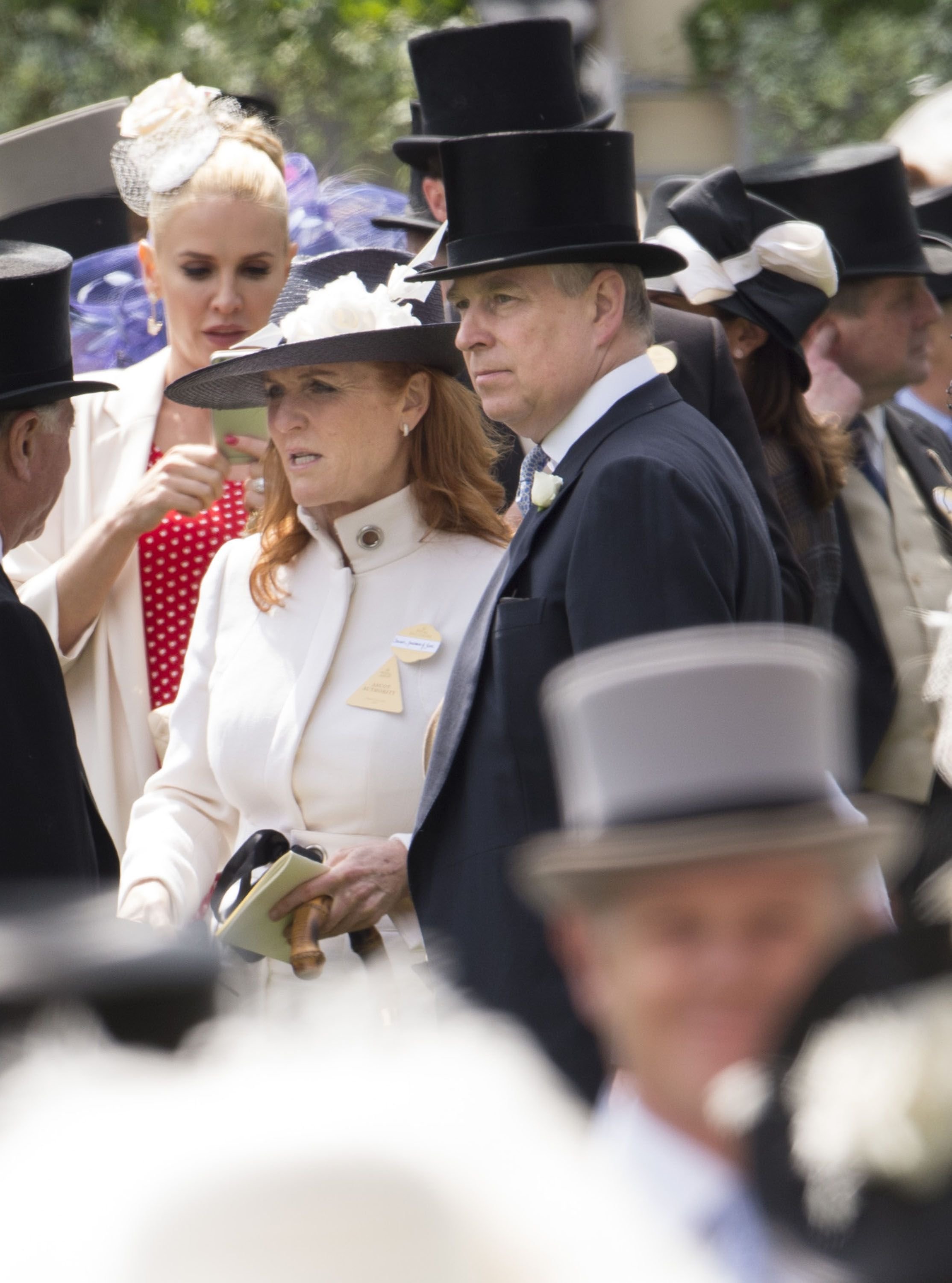 Are Sarah Ferguson and Prince Andrew Actually Back Together?