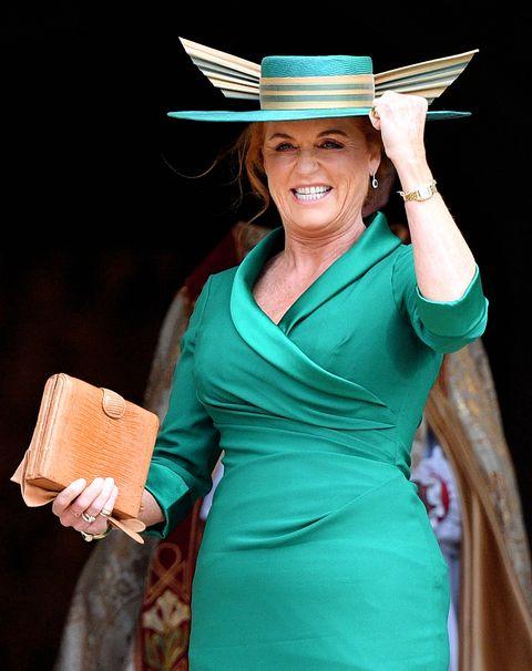 Sarah Ferguson Royal Wedding hat