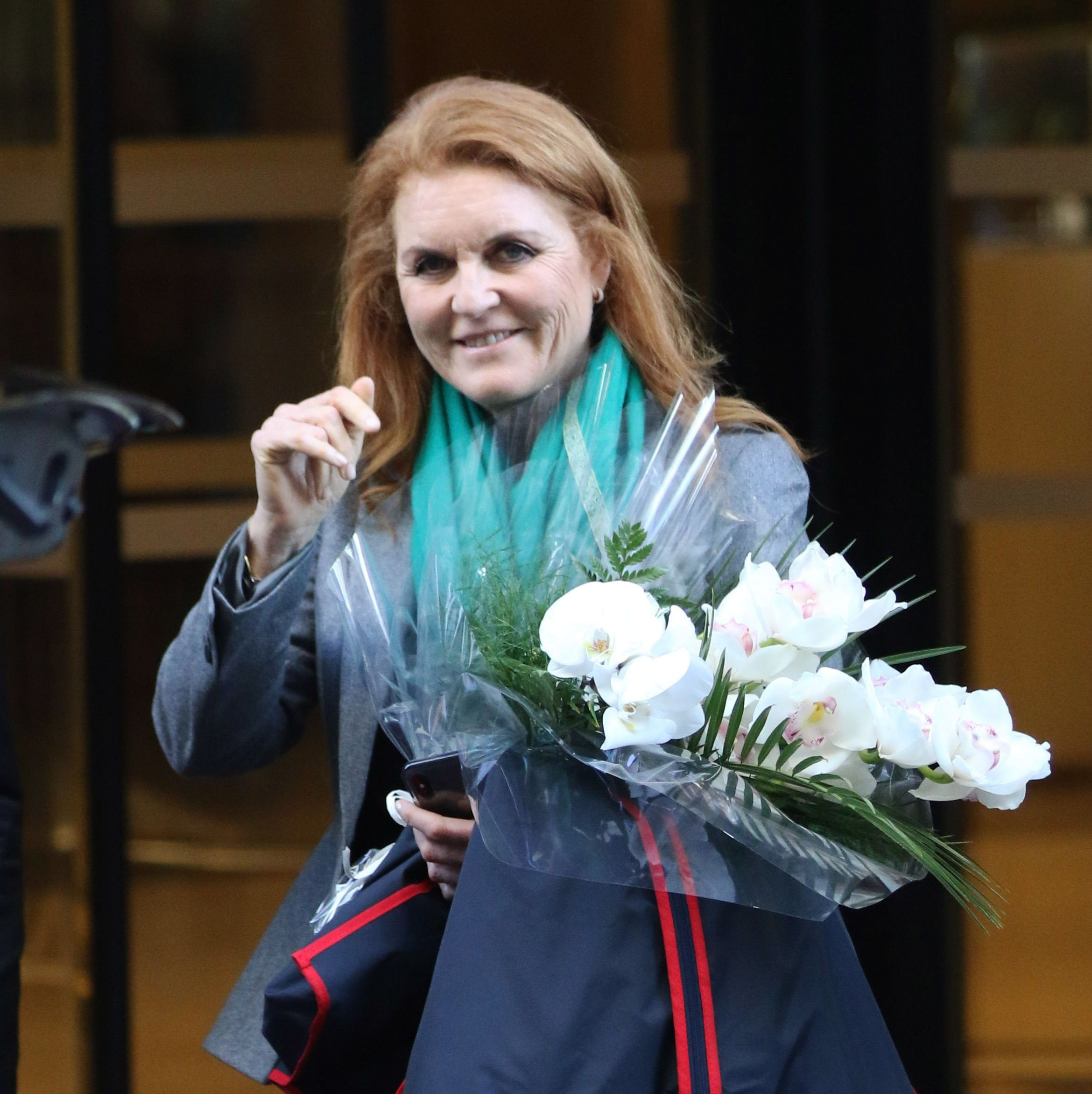'Proud' Sarah Ferguson posts adorable message about ex-husband, Prince Andrew
