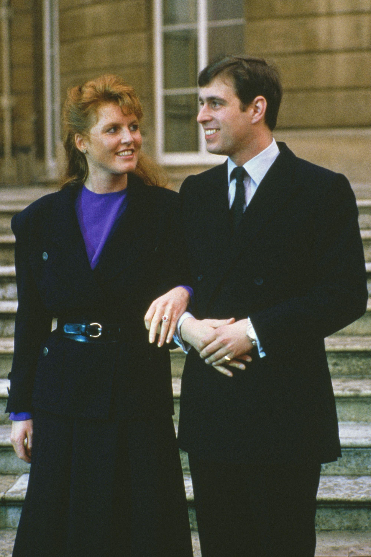 Princess Eugenie S Parents Who Are Sarah Ferguson Prince Andrew