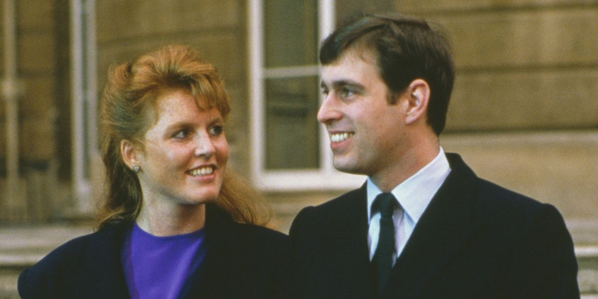 Princess Eugenie S Parents Who Are Sarah Ferguson