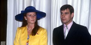 Here's why Prince Andrew and Sarah Ferguson split