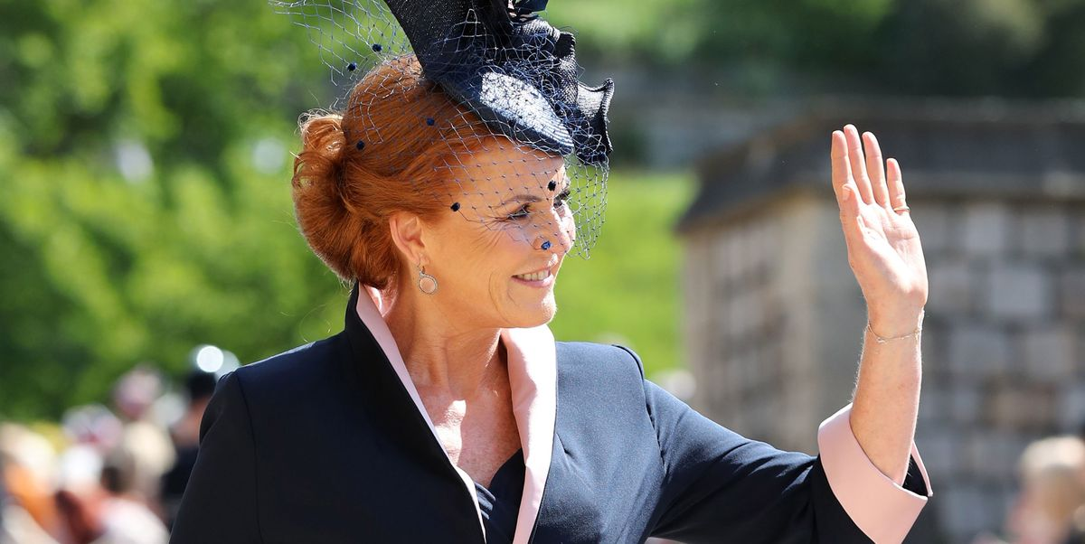 Where Is Sarah Ferguson Today Here S What She S Been Up