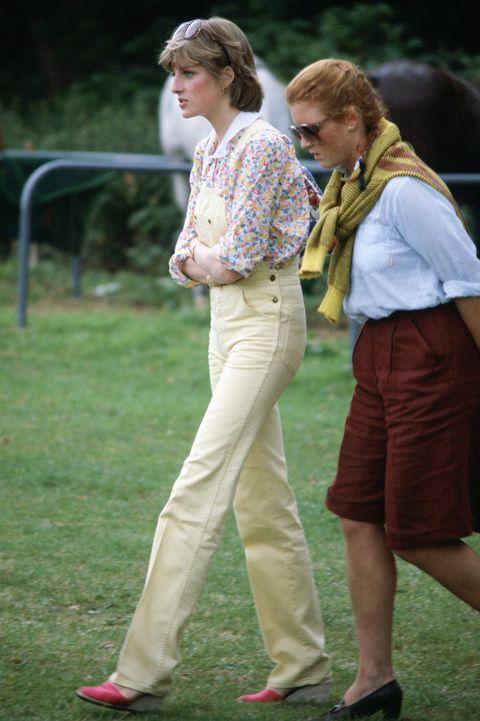 Rare Photos of Sarah Ferguson and Princess Diana That No Royal Fan Has Seen Before