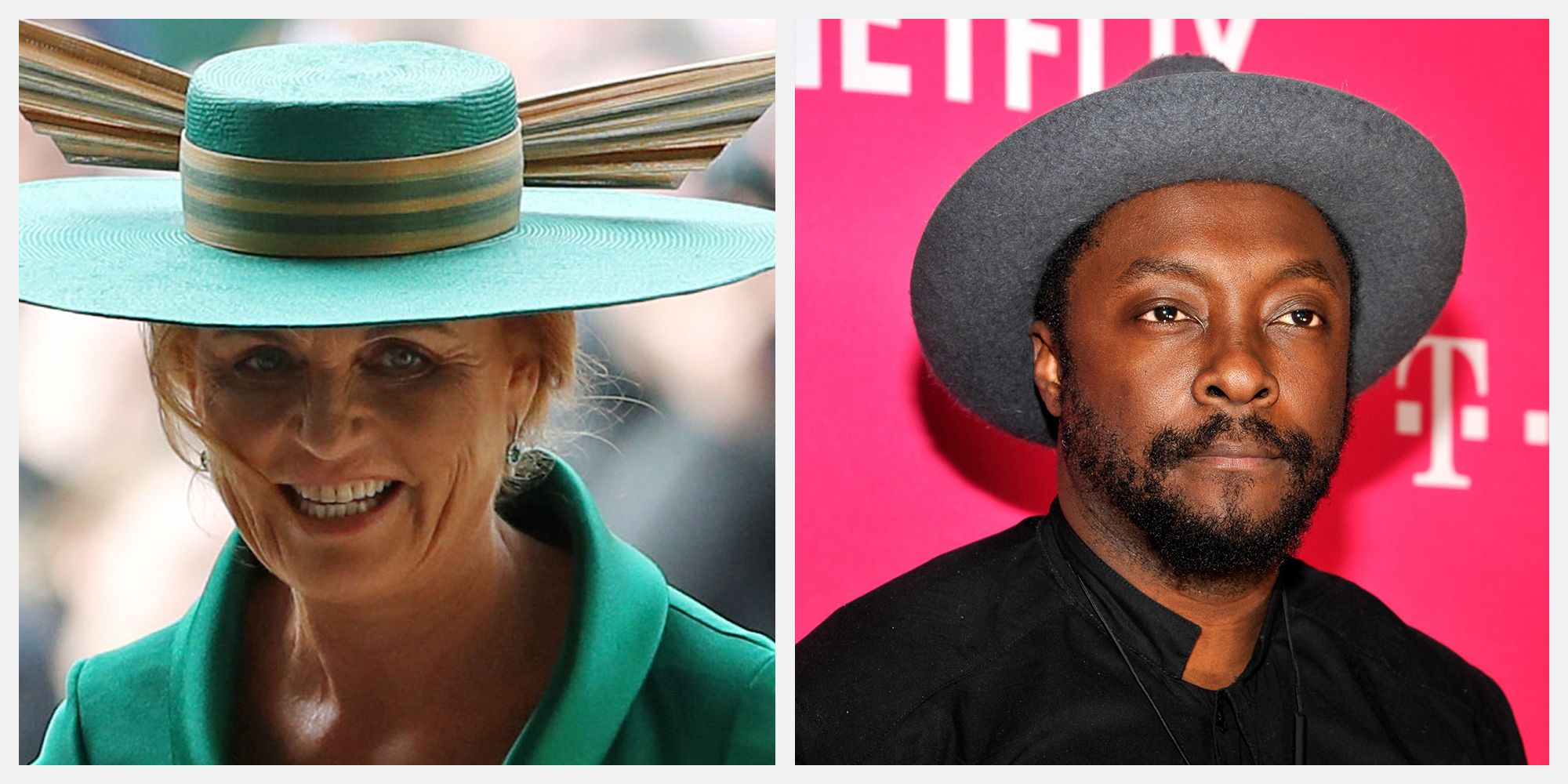 Sarah Ferguson and Will.i.am Recorded a Song Together