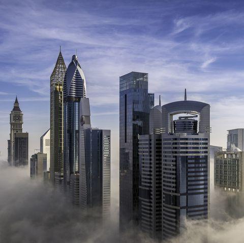 Sarah Harvey, woman suicide in Dubai, anxiety depression dubai skyscraper