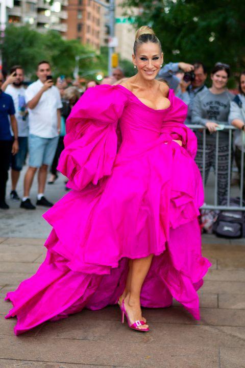 Celebrity Sightings In New York City - September 26, 2019