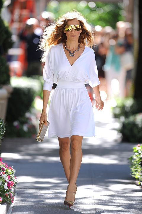 """On Location For """"Sex And The City 2"""" - September 1, 2009"""