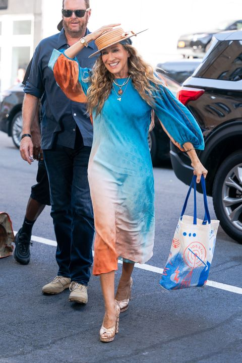 celebrity sightings in new york city   august 26, 2021
