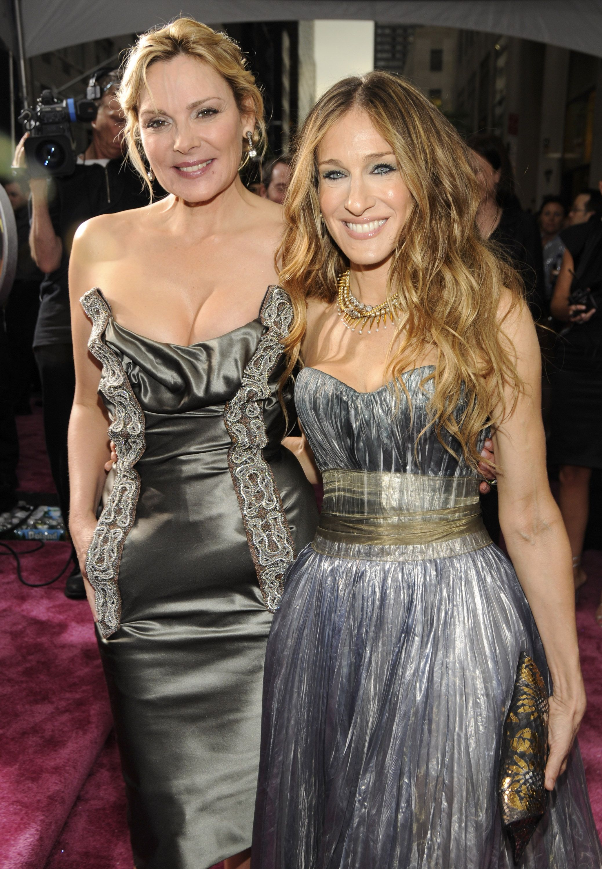 foto A Definitive Timeline of Sarah Jessica Parker and Kim Cattrall's Sex and the City Feud