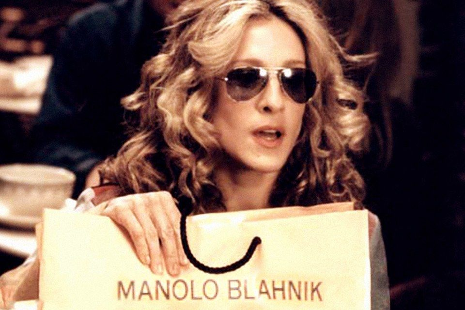 Manolo blanik sex and the city