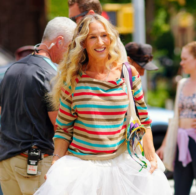 celebrity sightings in new york city august 27 2021