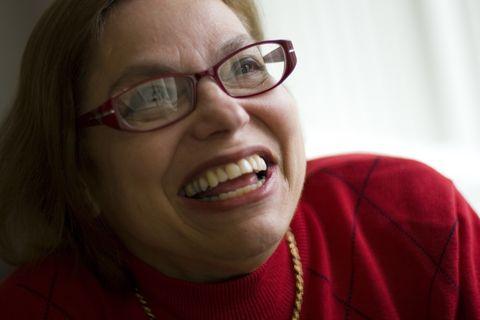 Crip Camp -Judy Heumann