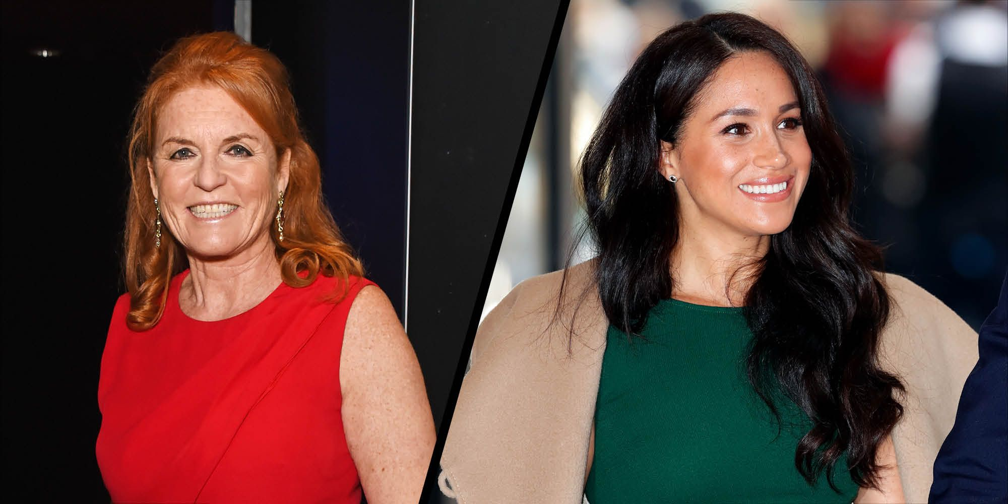 "The Duchess of York feels ""desperately sorry"" for the Duchess of Sussex"