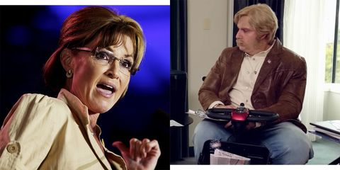 Who is america sarah palin interview was cut sacha baron cohens who is america sarah palin interview was cut sacha baron cohens interview with sarah palin was cut from who is america altavistaventures Images