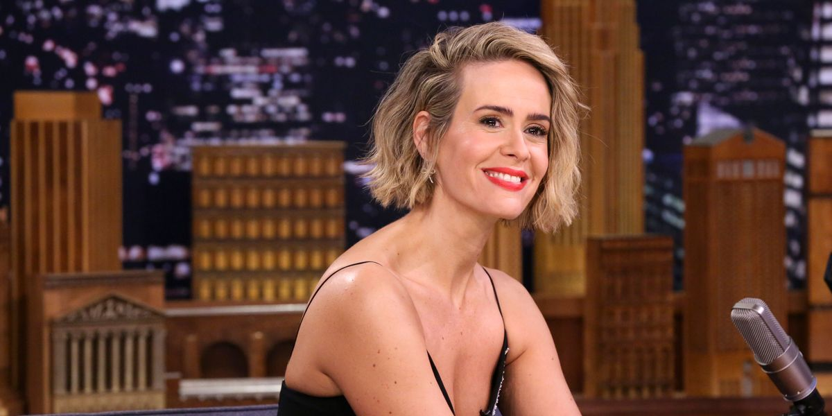 """Sarah Paulson: """"I'm 44 years old and I'm not just playing ..."""