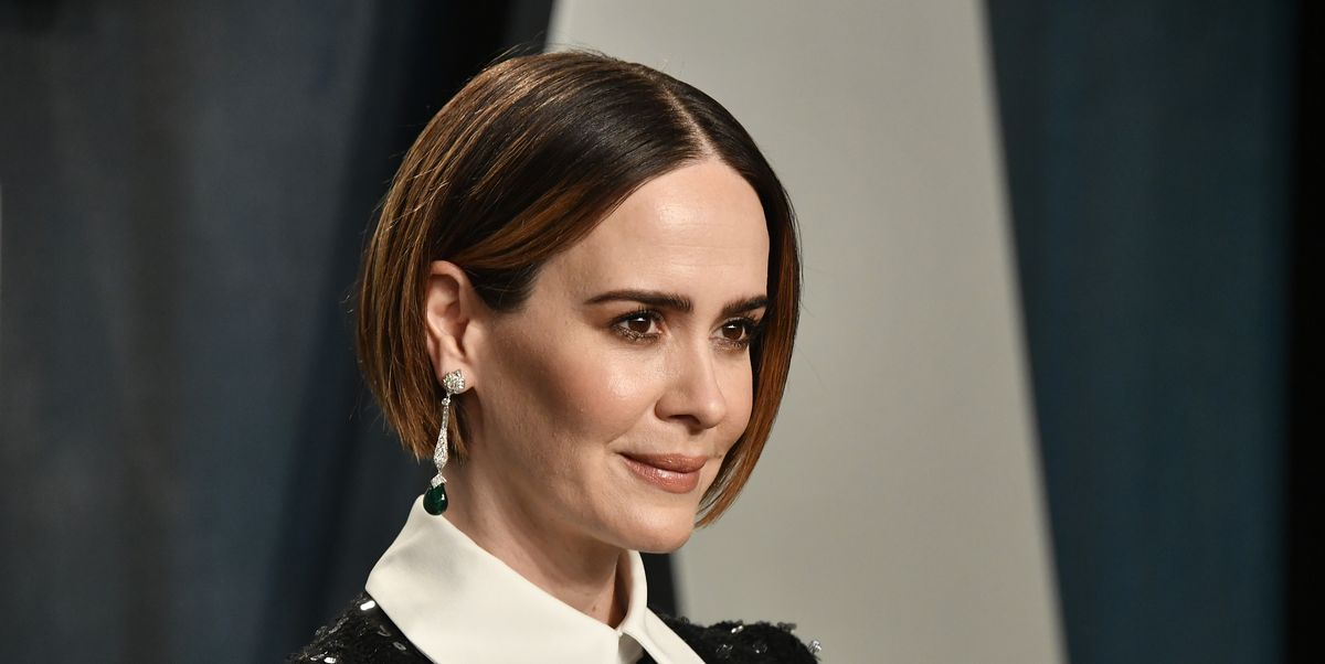 American Horror Story's Sarah Paulson recalls being rejected by Friends' Matthew Perry
