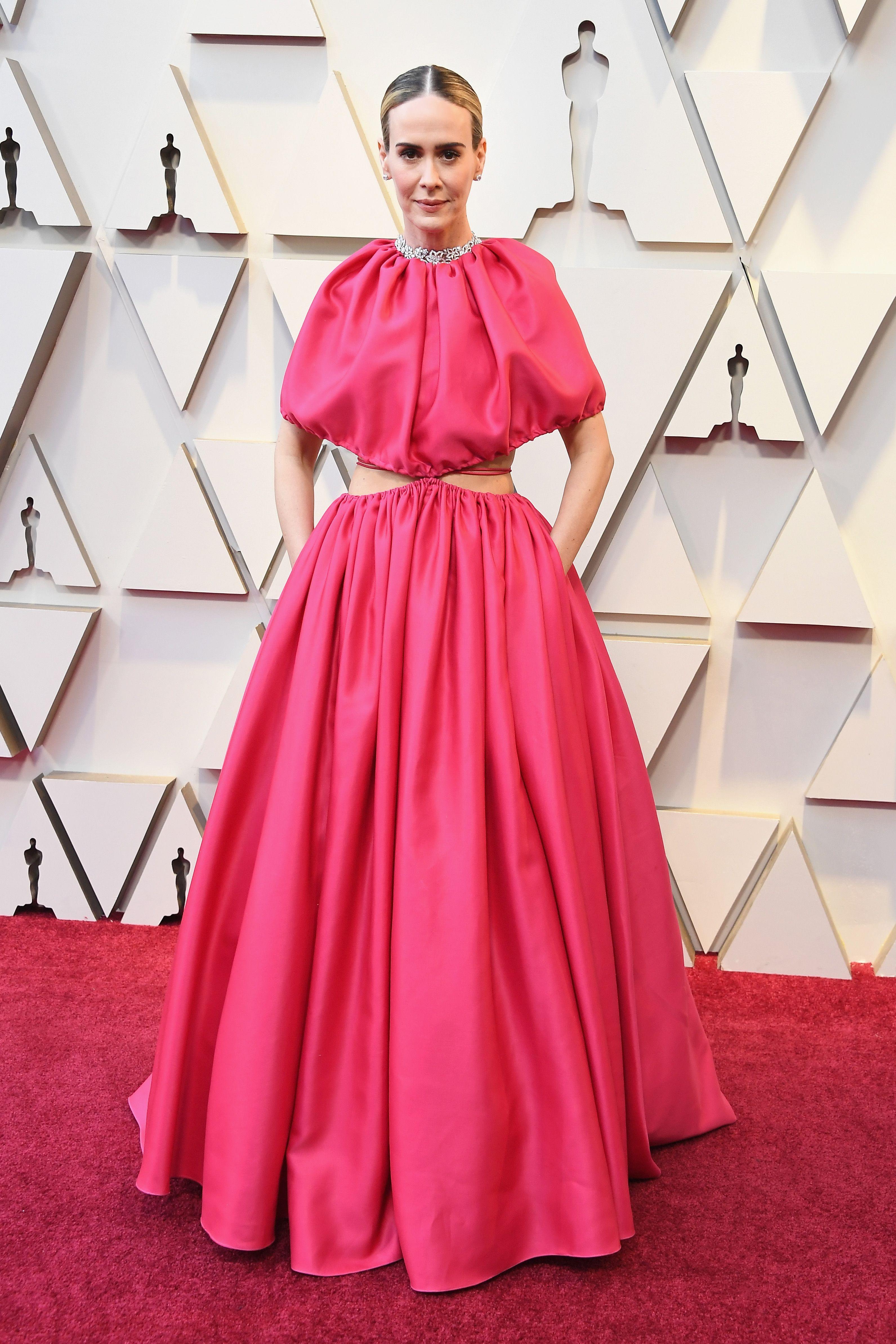 91st Annual Academy Awards - Arrivals - Sarah Paulson
