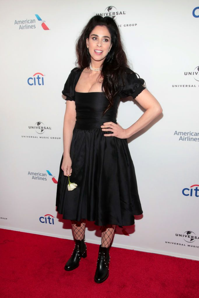 Sarah Silverman Grammys after party