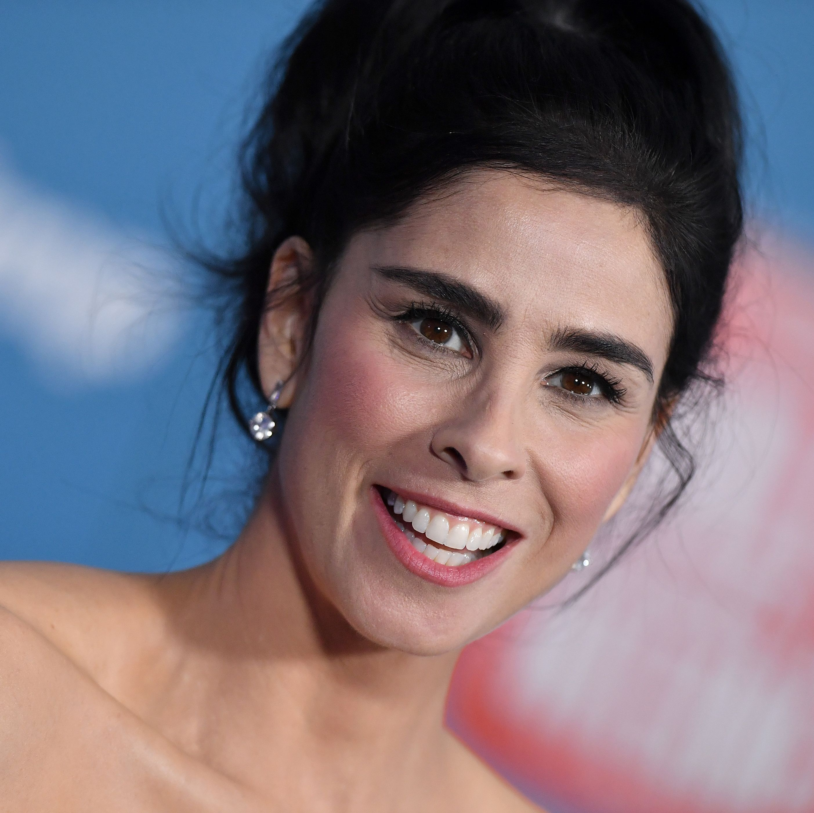 Sarah Silverman Got Waxed for the First Time—and Her Reaction Will Make You Cringe