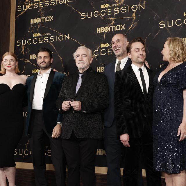 hbo's succession season 3 premiere
