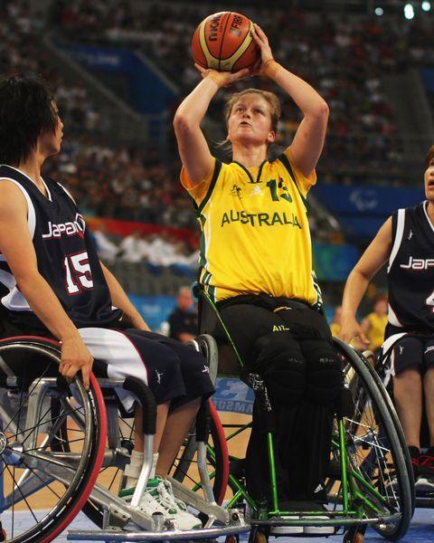 Dia Paralímpico 9 - Basquete em cadeira de rodas