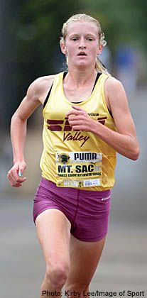 Cross Country Ace Sarah Baxter Chooses University of Oregon