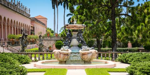 Sarasota, Florida –The John and Mabel Ringling Museum of Art