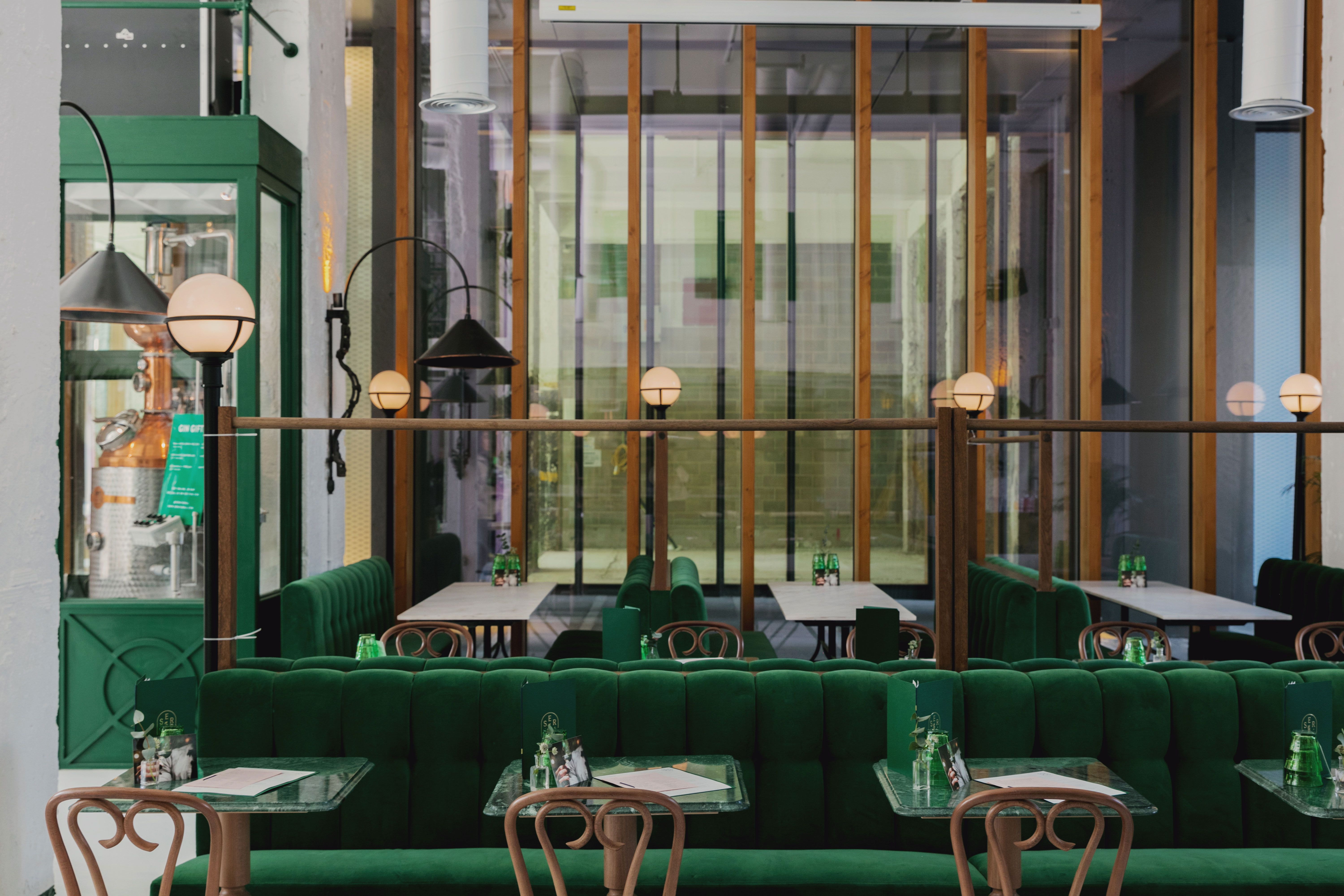 This Italian venue in Shoreditch is made for the Instagram generation