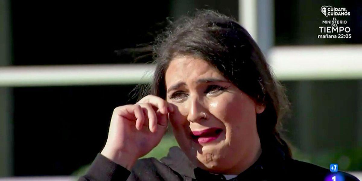 "Saray regresa arrepentida a 'Masterchef': ""Me dio una embolia mental"""