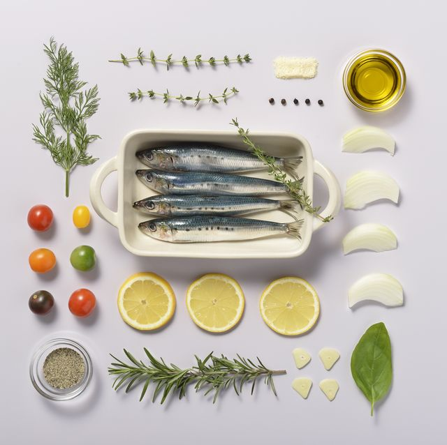 sardine oven grill knolling style