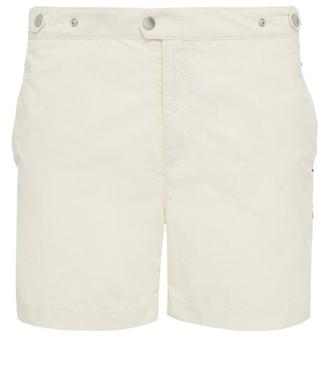 Clothing, White, Shorts, Bermuda shorts, Active shorts, Khaki, Beige, Denim, board short, Jeans,