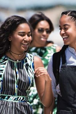 Were The Obamas Invited To The Royal Wedding.Sasha Obama Goes To College At The University Of Michigan
