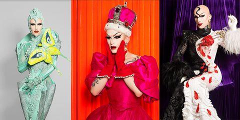 Fun Facts About Drag Queen Sasha Velour