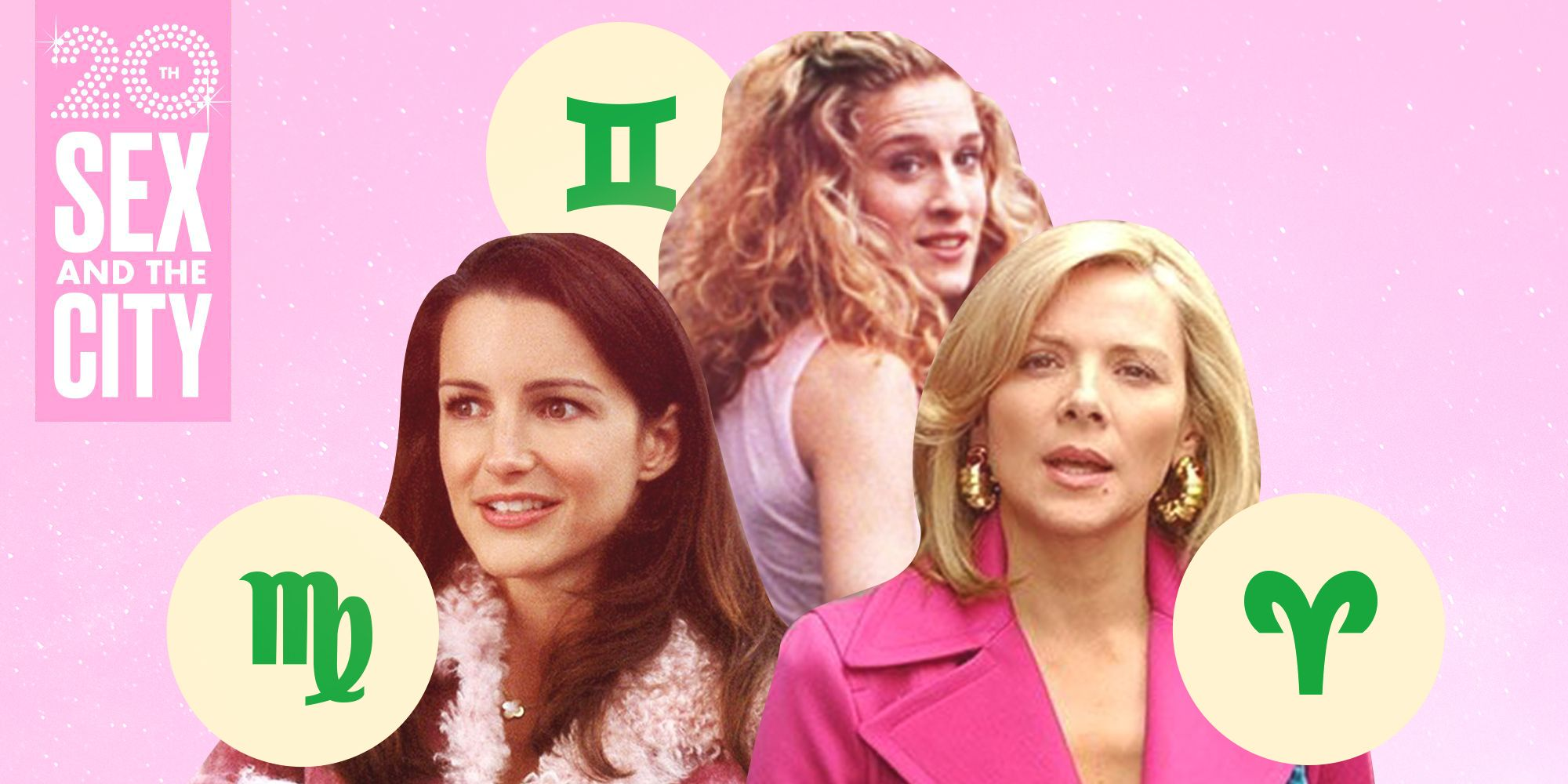 What's Your 'Sex and the City' Zodiac Sign?