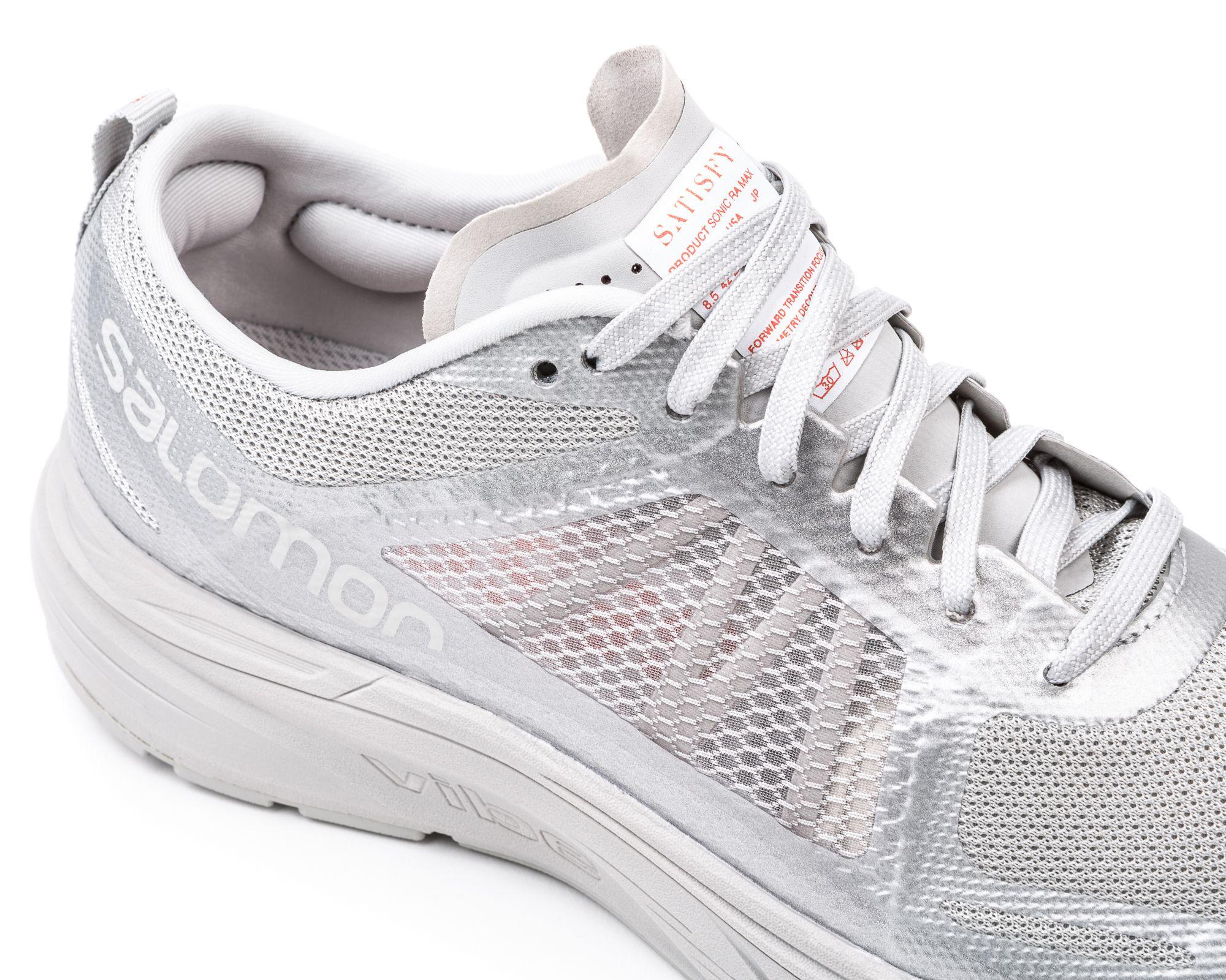 Satisfy X Salomon RA Max | Sneaker Releases