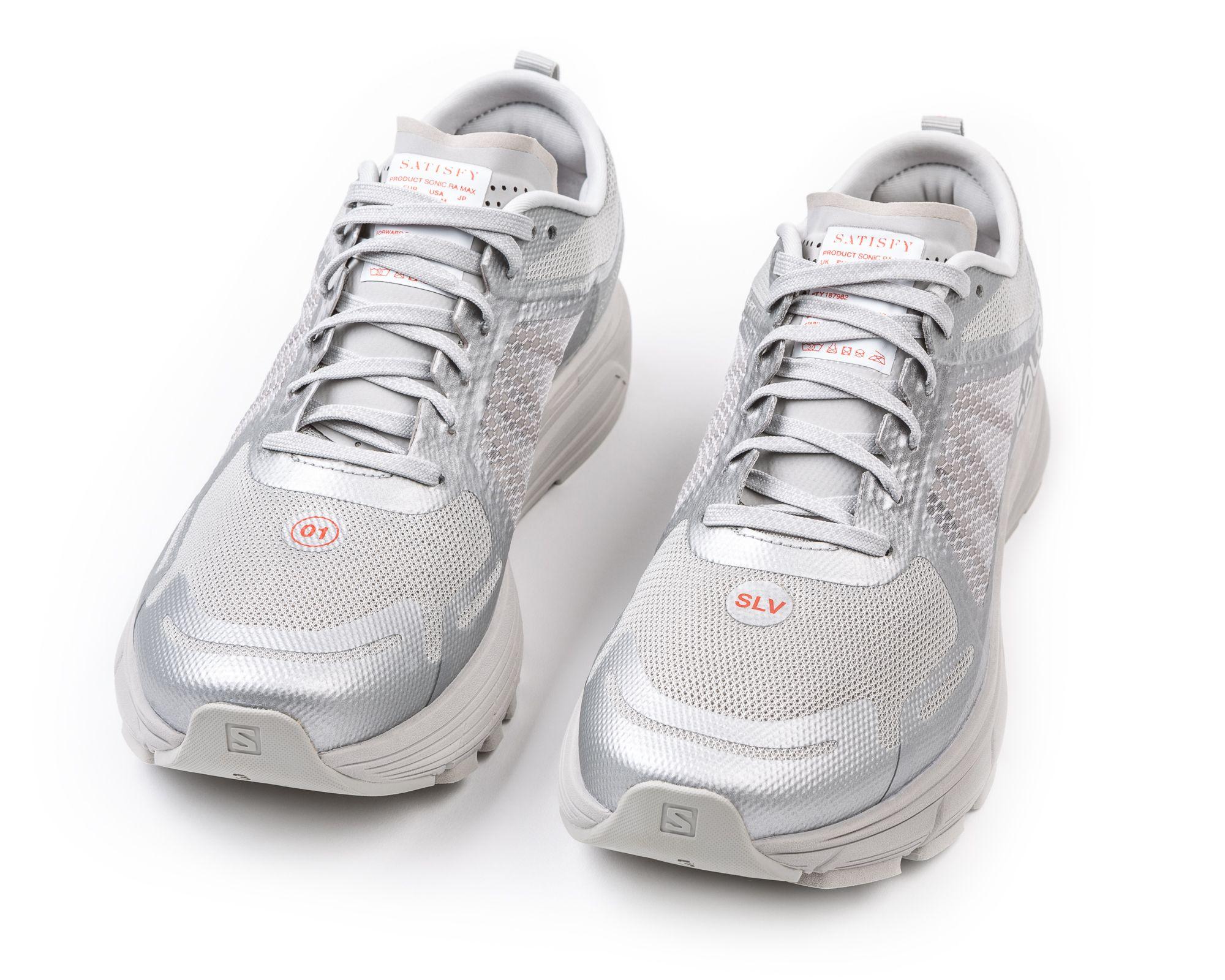 salomon sonic ra max running shoes