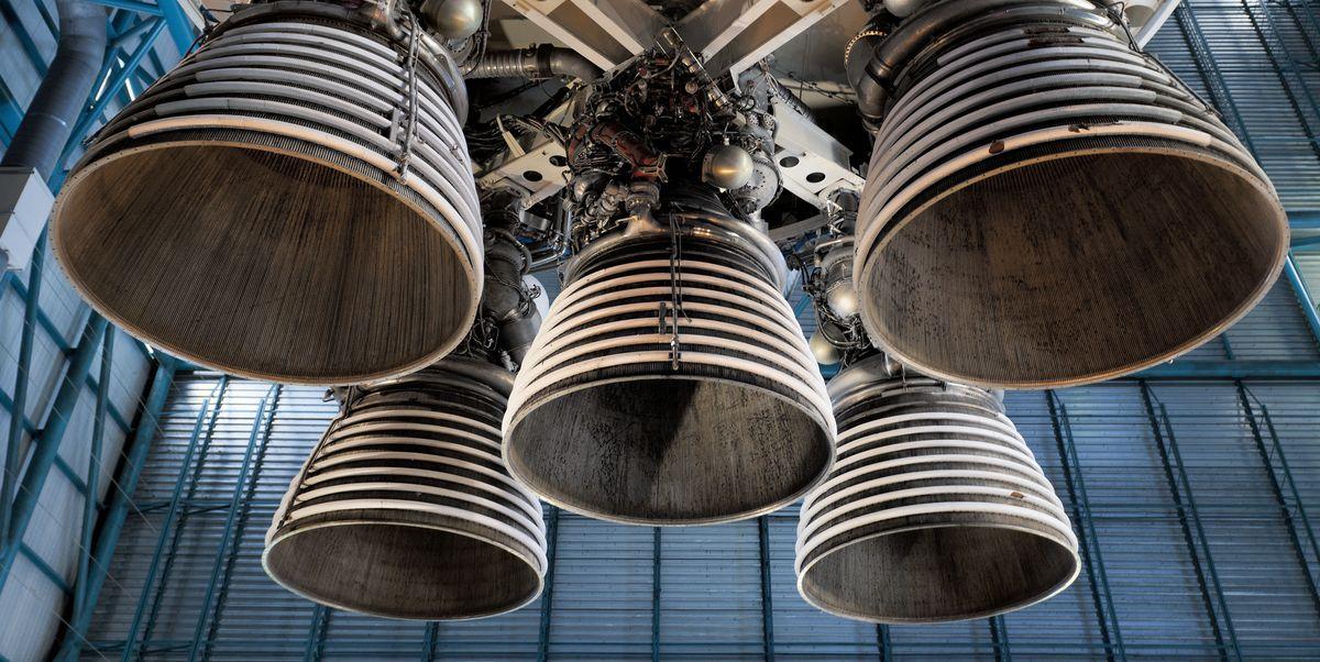 The Saturn V Rocket Wernher Von Braun And The Apollo 11 Mission